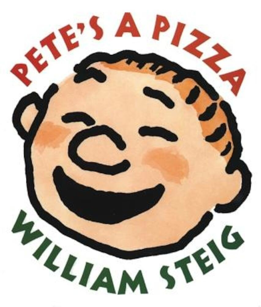Pete's a Pizza, Hardcover