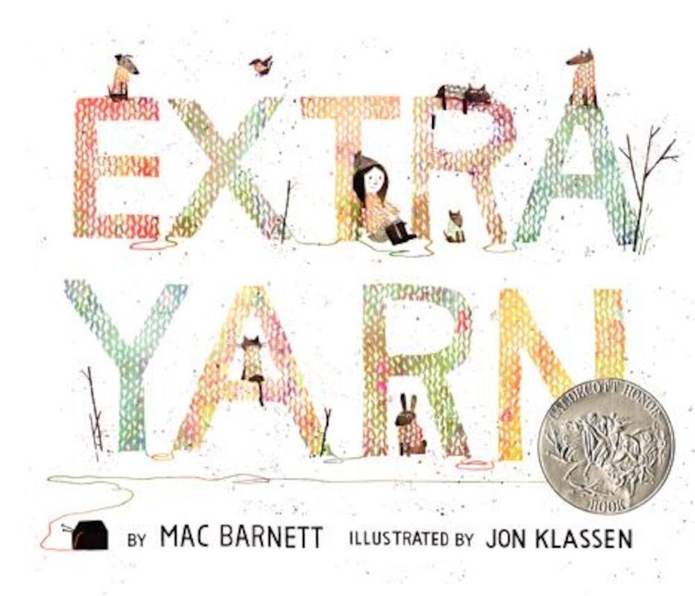 Extra Yarn, Hardcover