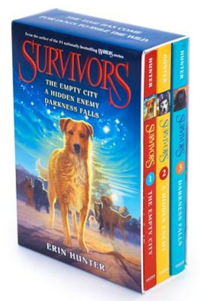 Survivors Box Set: The Empty City/A Hidden Enemy/Darkness Falls, Paperback