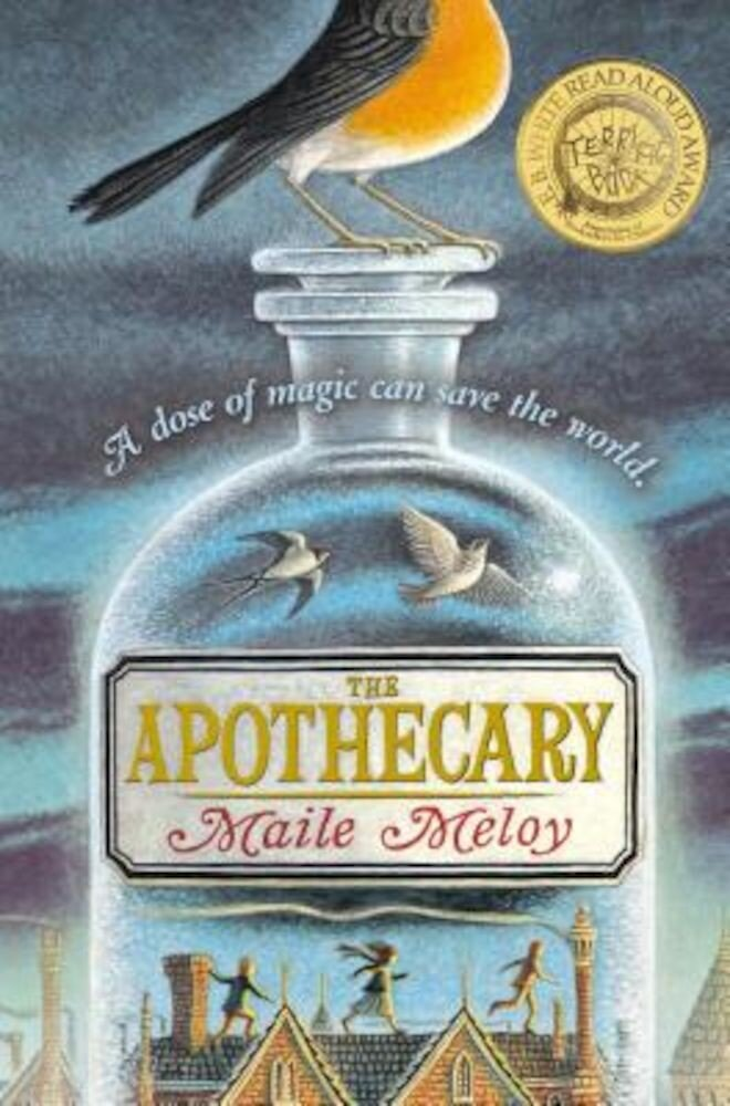 The Apothecary, Paperback