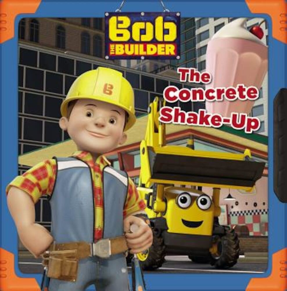 Bob the Builder: The Concrete Shake-Up, Paperback