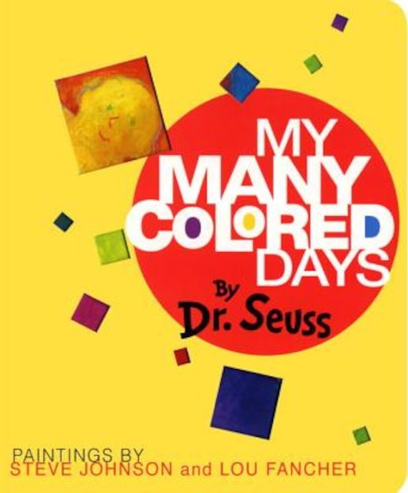 My Many Colored Days, Hardcover