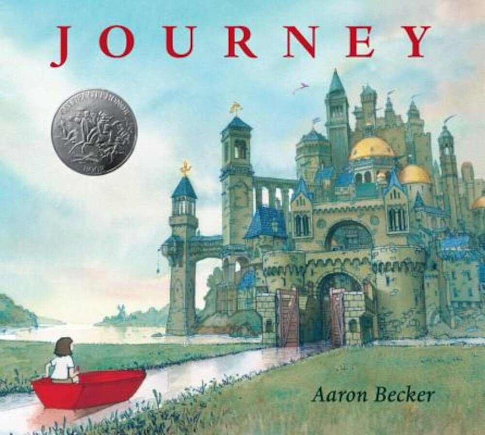 Journey, Hardcover