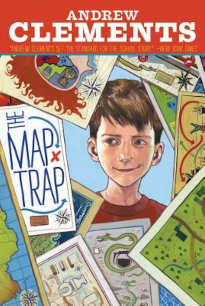 The Map Trap, Paperback