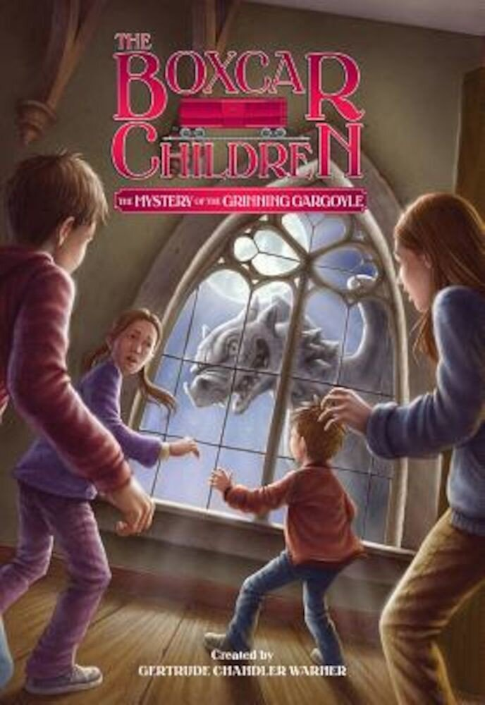 The Mystery of the Grinning Gargoyle, Paperback