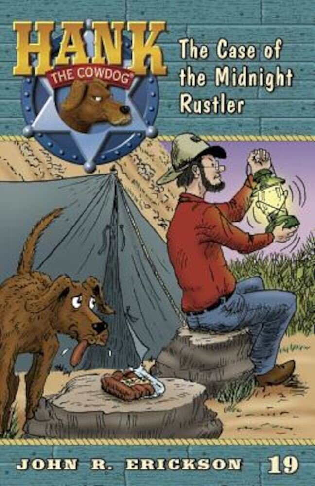 The Case of the Midnight Rustler, Paperback
