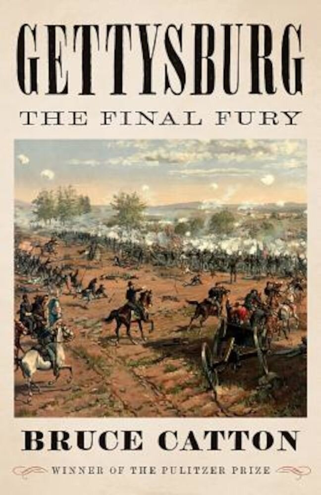 Gettysburg: The Final Fury, Paperback