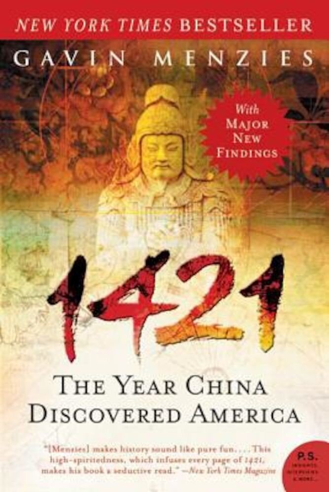 1421: The Year China Discovered America, Paperback