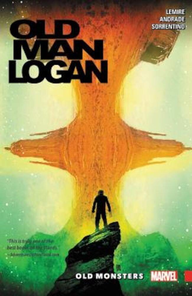 Wolverine: Old Man Logan, Volume 4: Old Monsters, Paperback