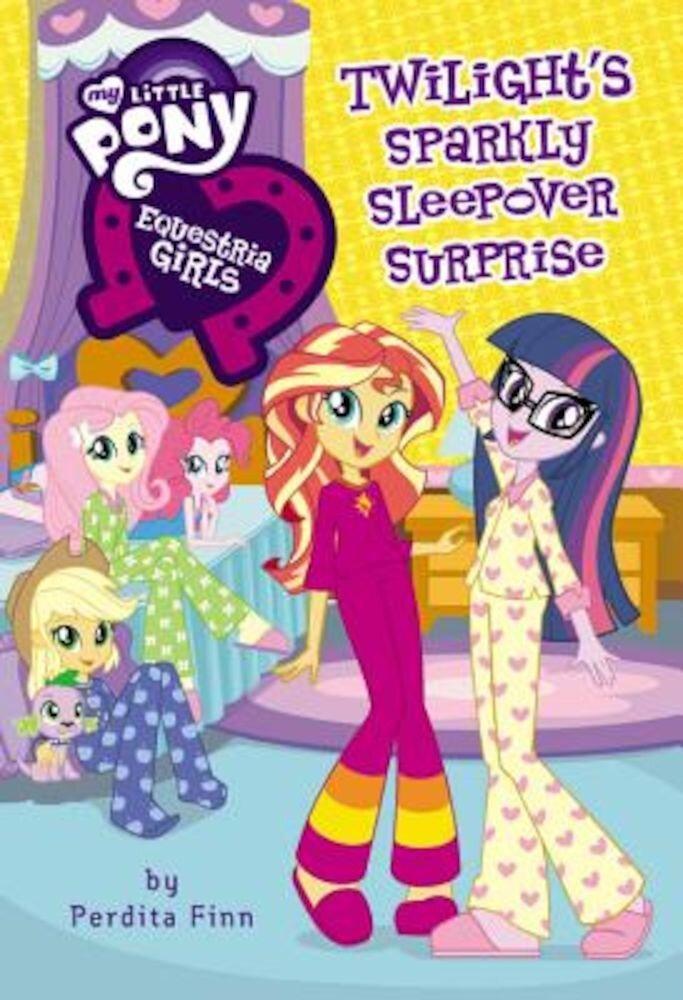 Twilight's Sparkly Sleepover Surprise, Hardcover