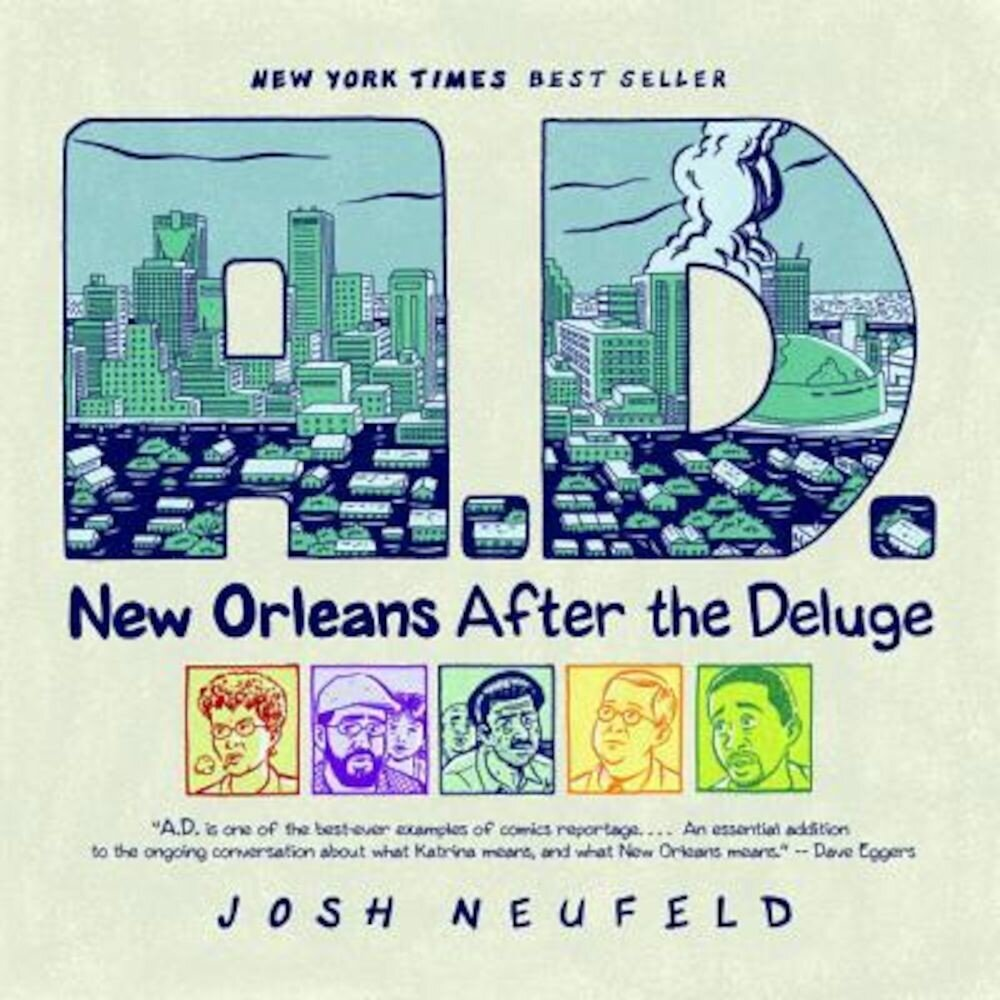 A.D.: New Orleans After the Deluge, Paperback