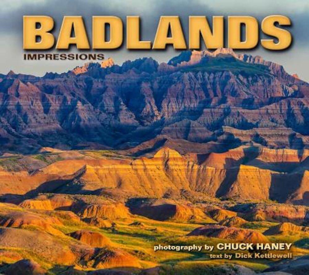 Badlands Impressions, Paperback