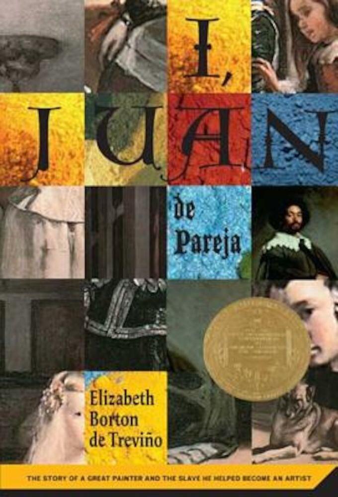 I, Juan de Pareja, Paperback