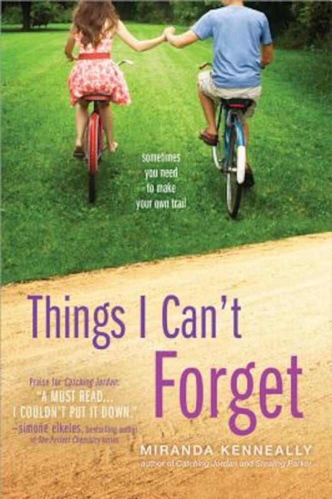 Things I Can't Forget, Paperback