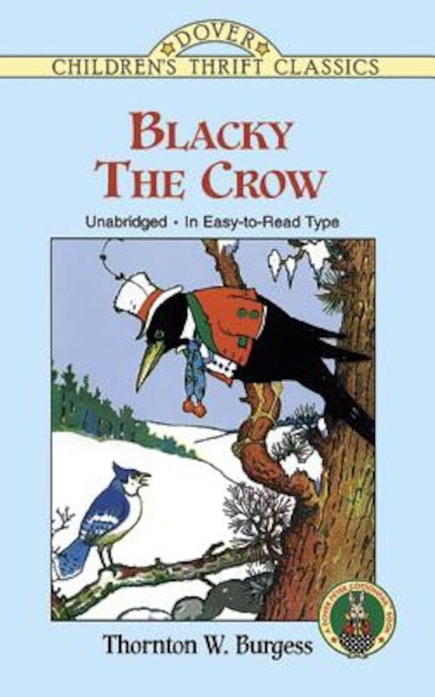 Blacky the Crow, Paperback