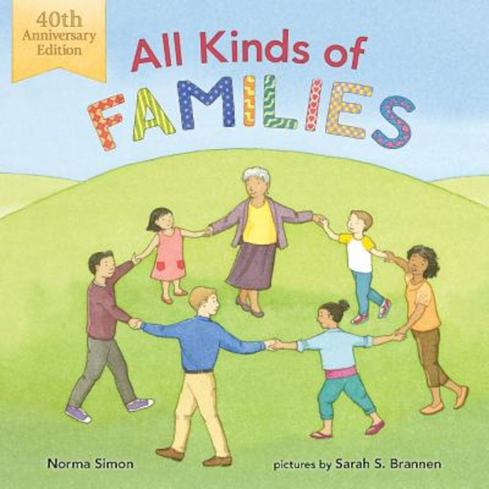 All Kinds of Families: 40th Anniversary Edition, Hardcover