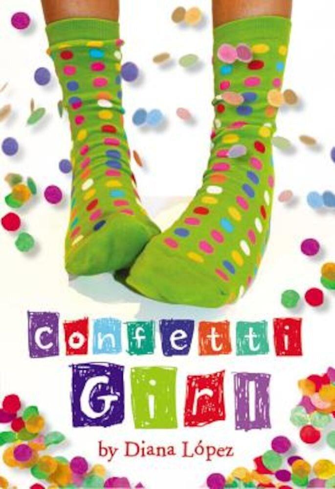 Confetti Girl, Paperback