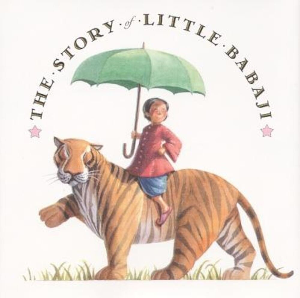 The Story of Little Babaji, Hardcover