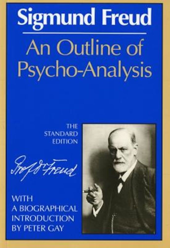 Outline of Psycho-Analysis, Paperback