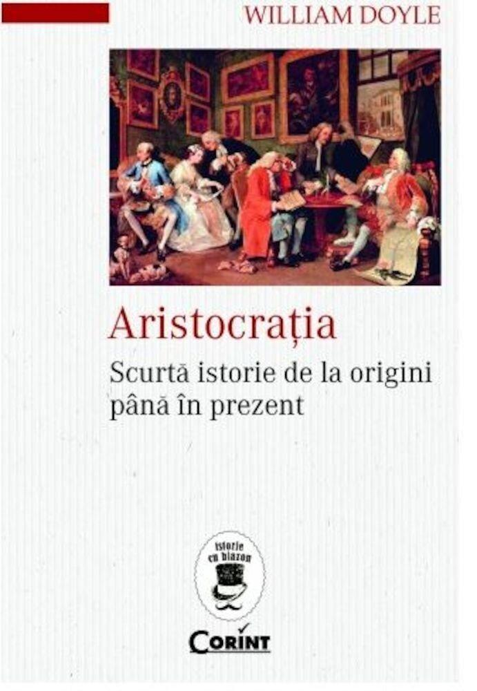 Coperta Carte Aristocratia