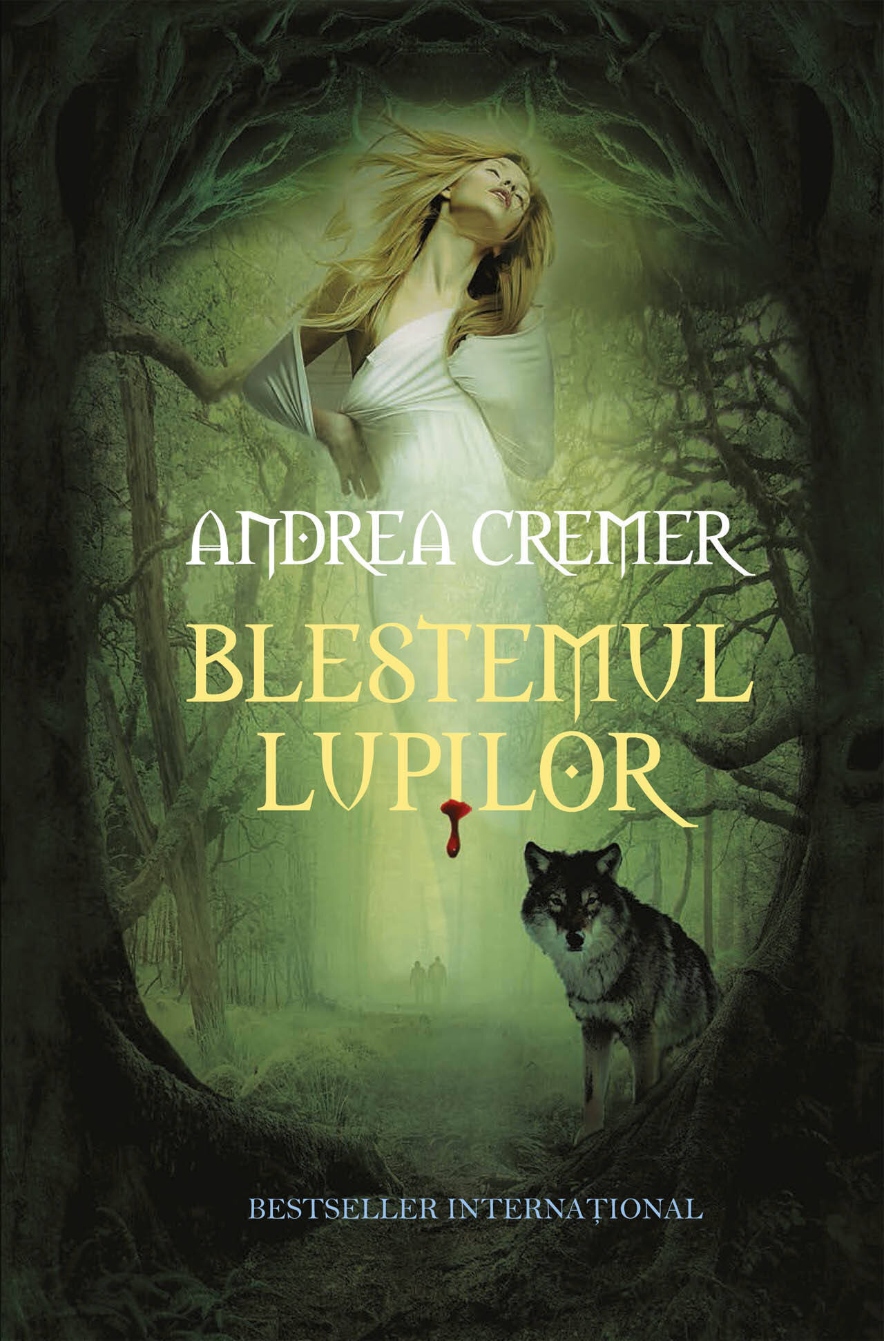 Blestemul lupilor (eBook)