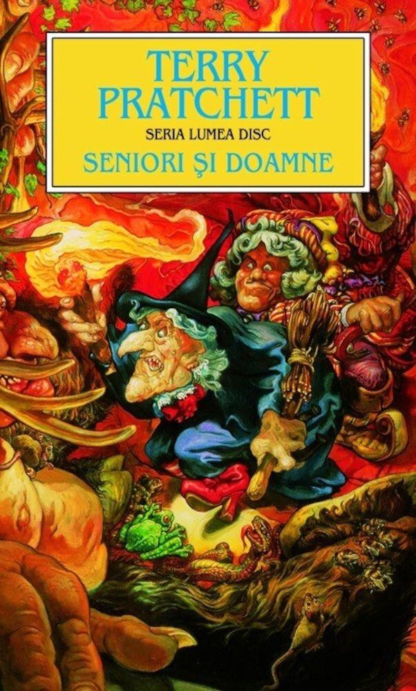 Seniori si doamne, Lumea disc, Vol. 14