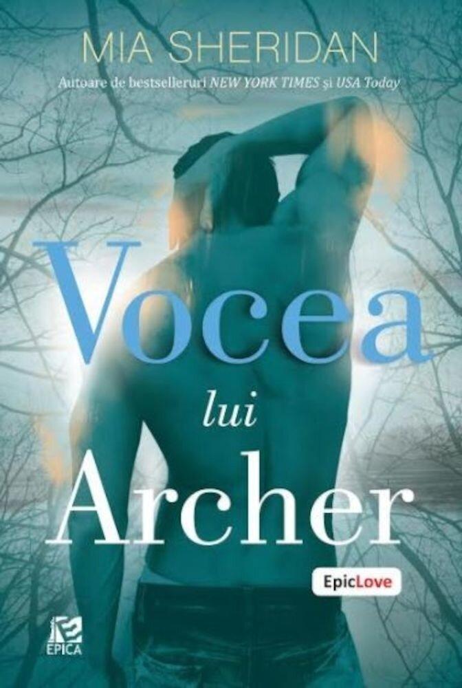 Coperta Carte Vocea lui Archer