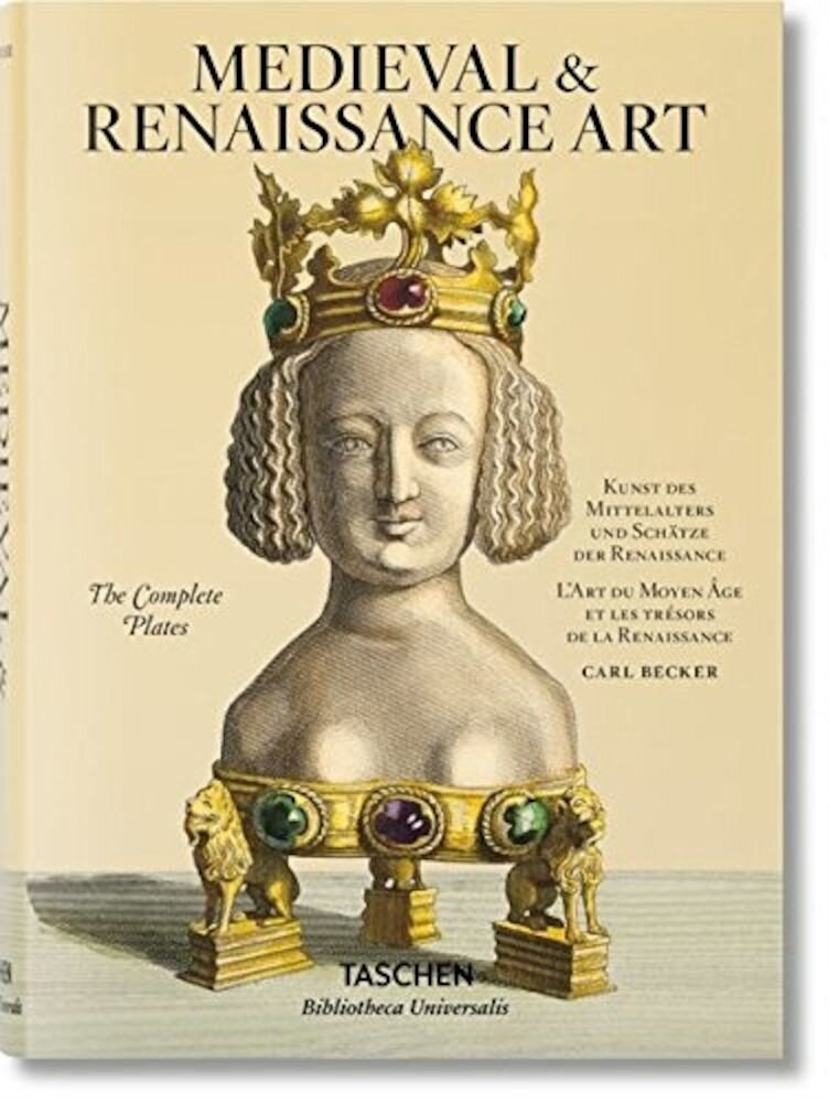 Becker - Medieval Art and Treasures of the Renaissance