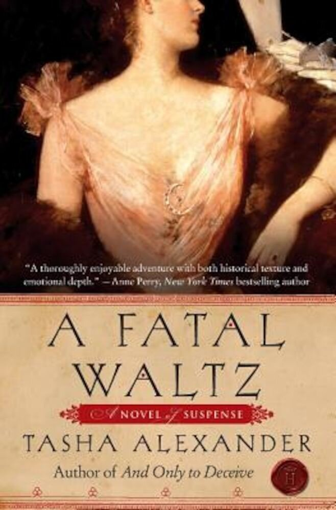 A Fatal Waltz, Paperback