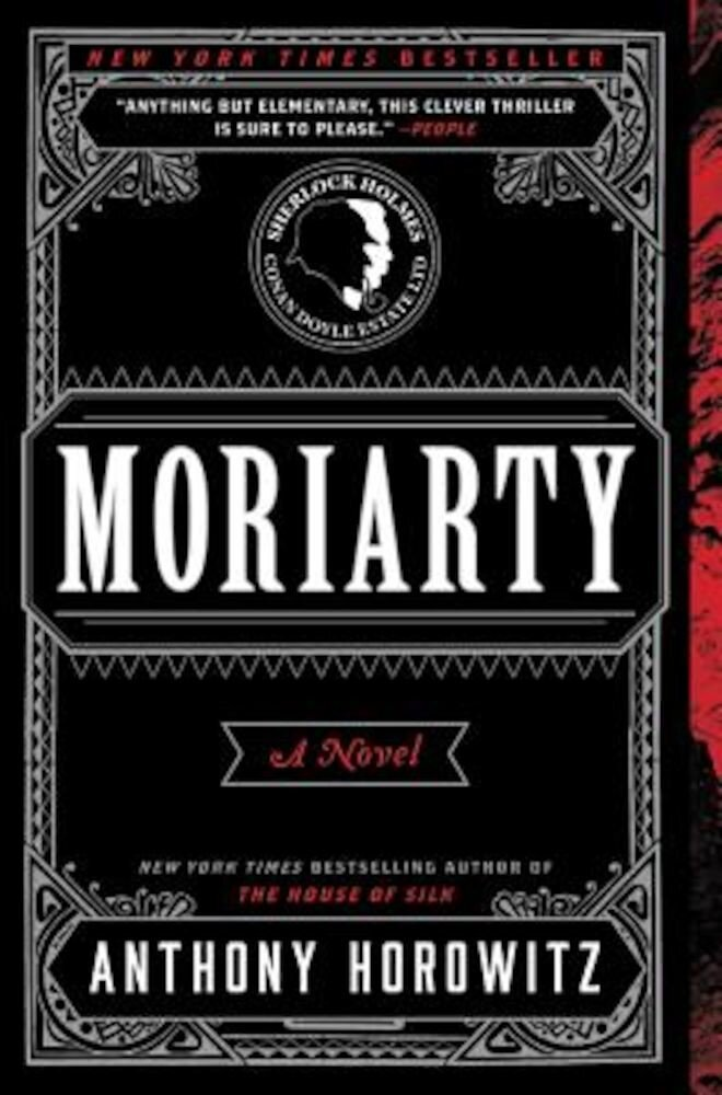 Moriarty, Paperback