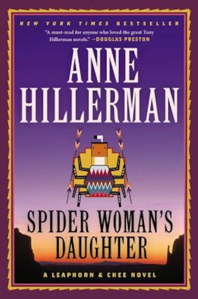 Spider Woman's Daughter: A Leaphorn & Chee Novel, Paperback