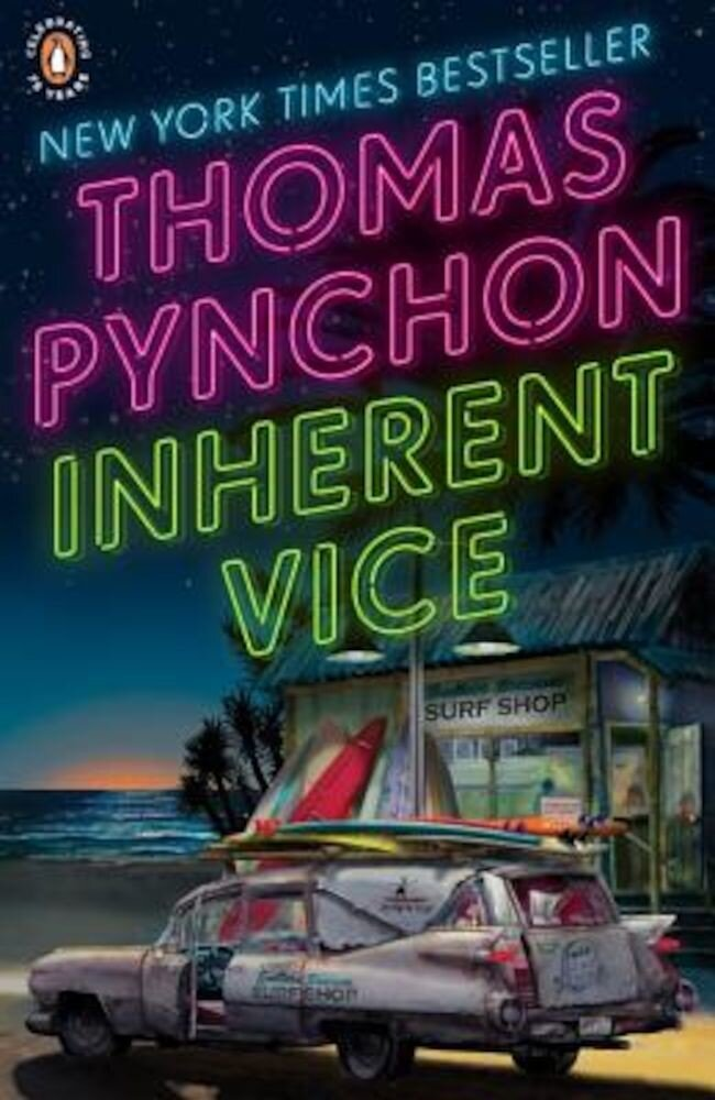 Inherent Vice, Paperback