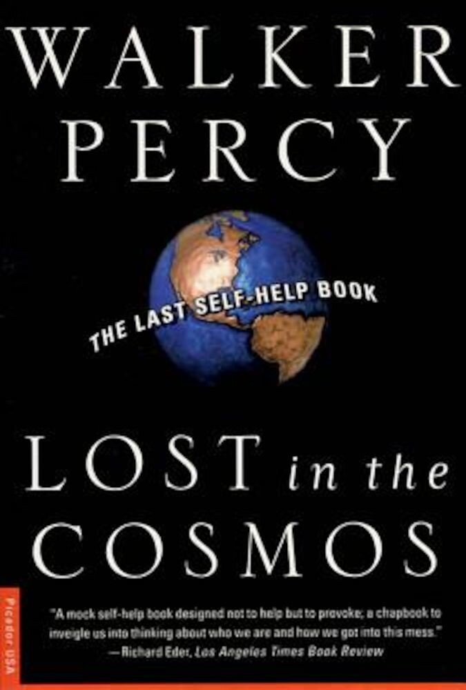 Lost in the Cosmos: The Last Self-Help Book, Paperback
