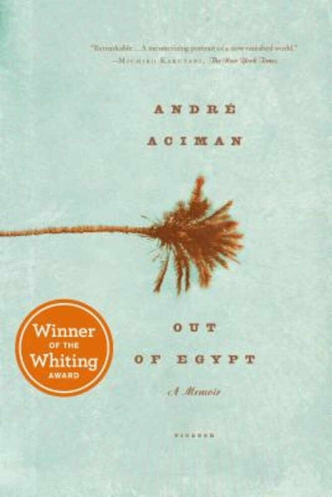 Out of Egypt: A Memoir, Paperback