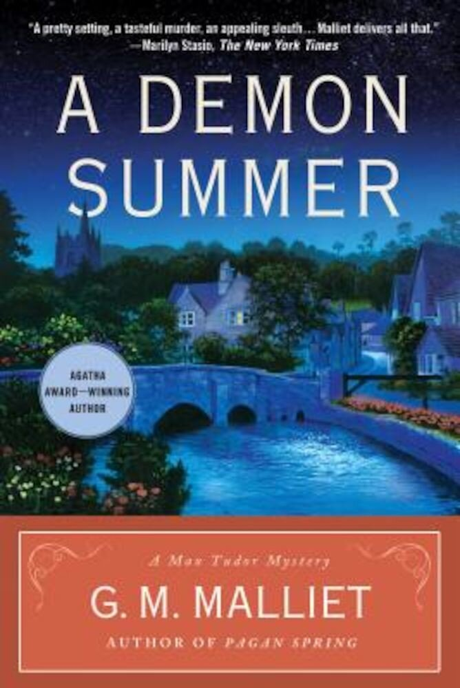 A Demon Summer: A Max Tudor Mystery, Paperback