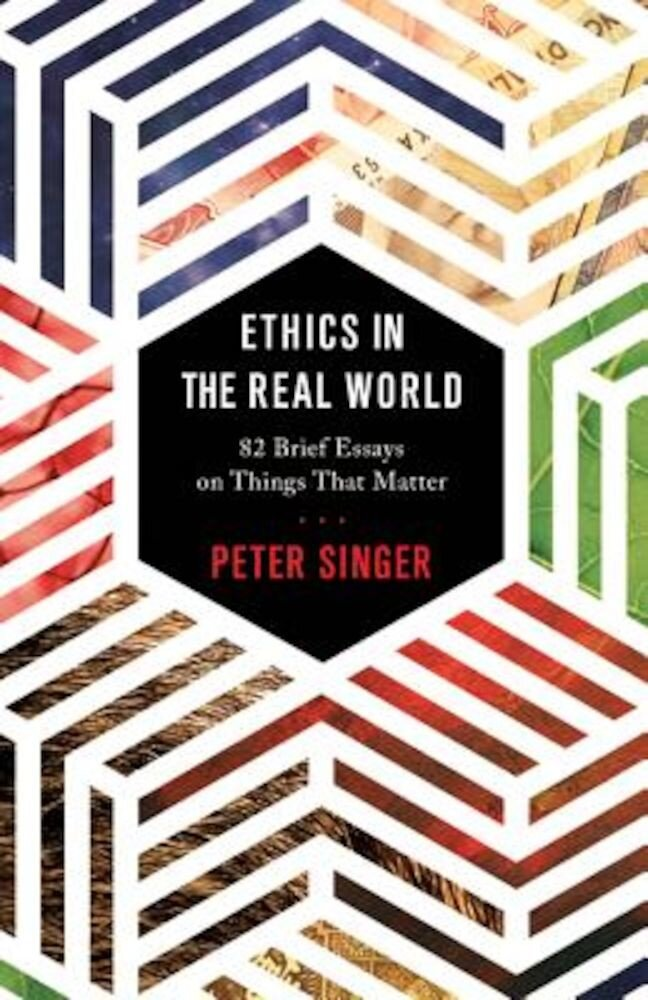 Ethics in the Real World: 82 Brief Essays on Things That Matter, Hardcover