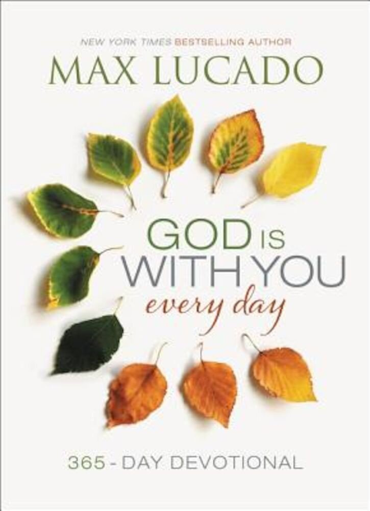 God Is with You Every Day, Hardcover