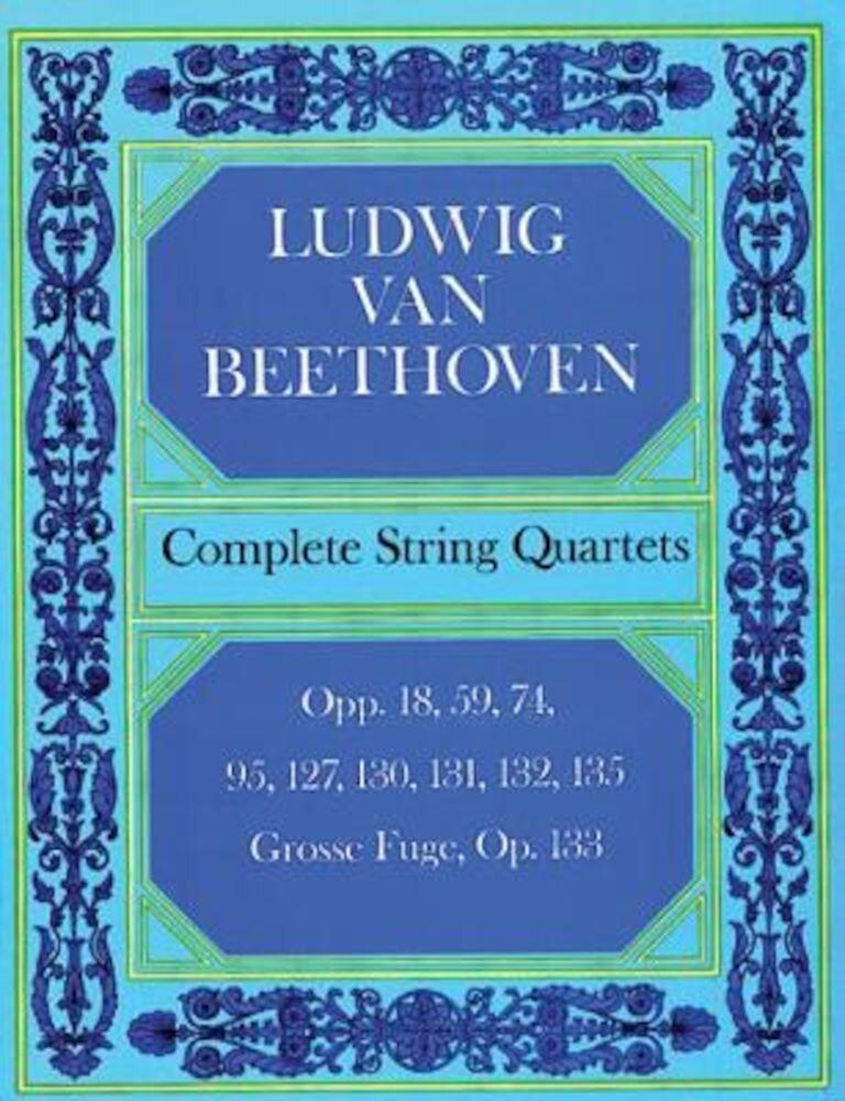 Complete String Quartets, Paperback