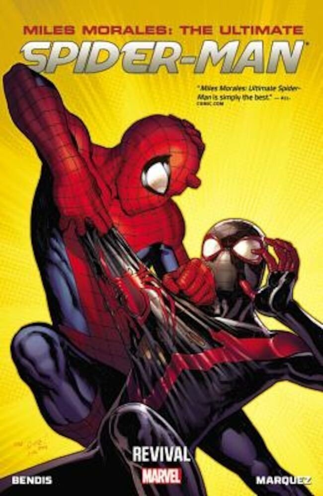 Miles Morales: Ultimate Spider-Man Volume 1: Revival, Paperback
