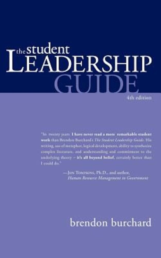 The Student Leadership Guide, Paperback