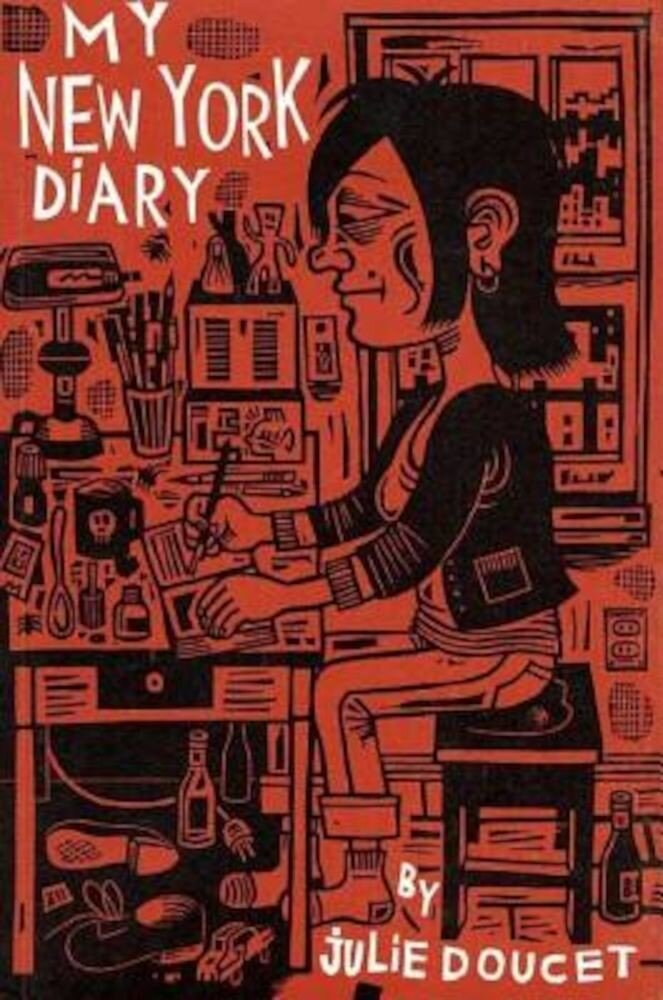 My New York Diary, Paperback