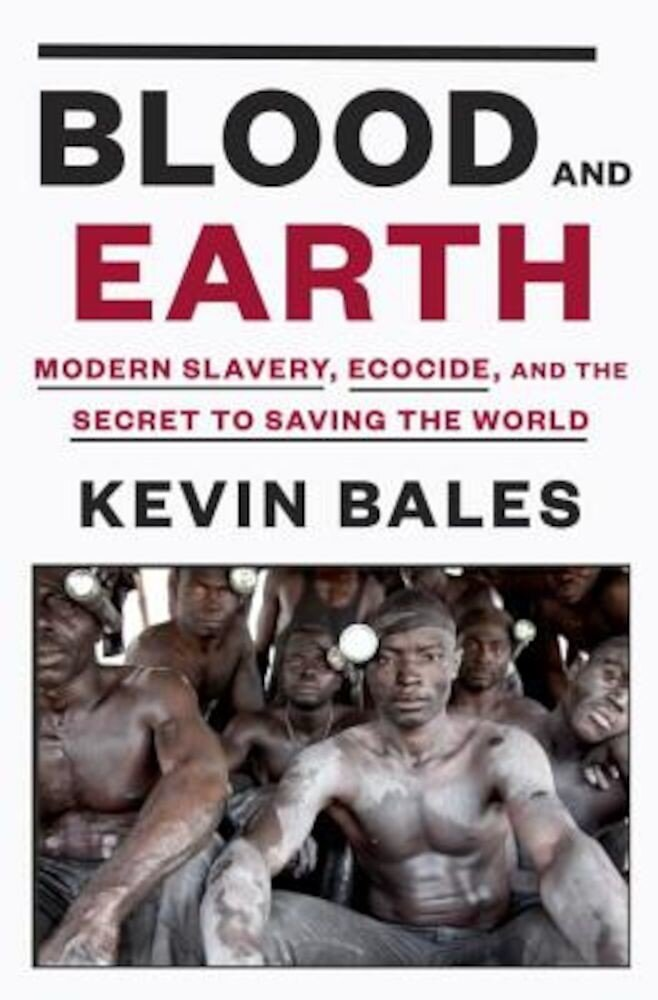 Blood and Earth: Modern Slavery, Ecocide, and the Secret to Saving the World, Hardcover