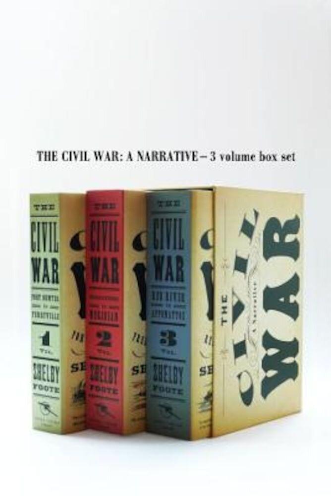 The Civil War: A Narrative, Paperback