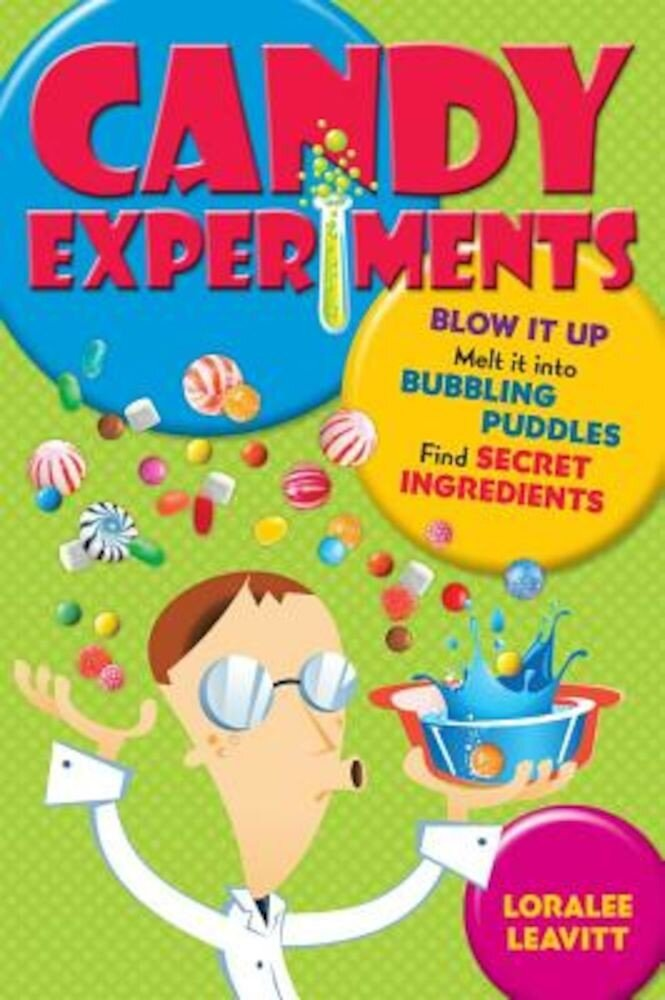 Candy Experiments, Paperback
