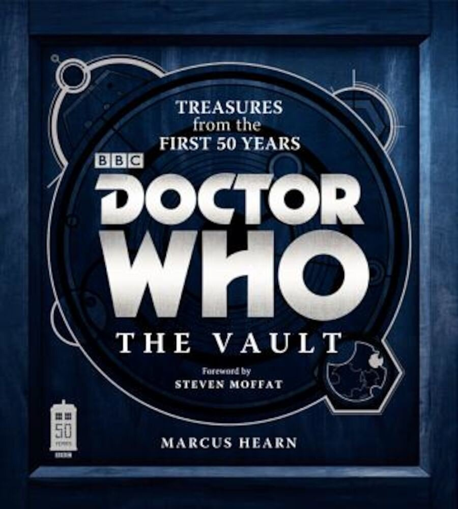 Doctor Who: The Vault, Hardcover