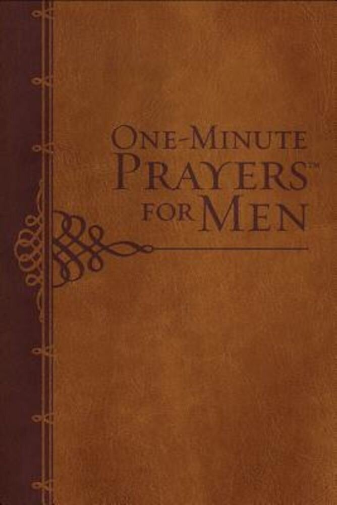 One-Minute Prayers(r) for Men Milano Softone(tm), Hardcover