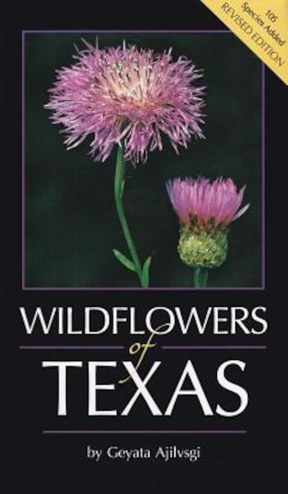 Wildflowers of Texas, Paperback