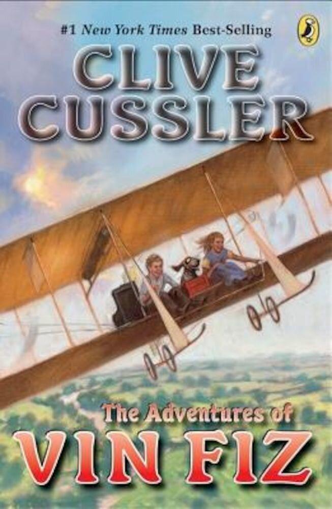 The Adventures of Vin Fiz, Paperback