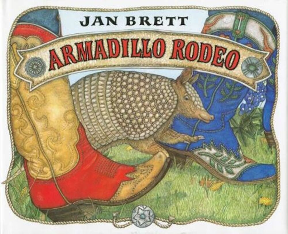 Armadillo Rodeo, Hardcover