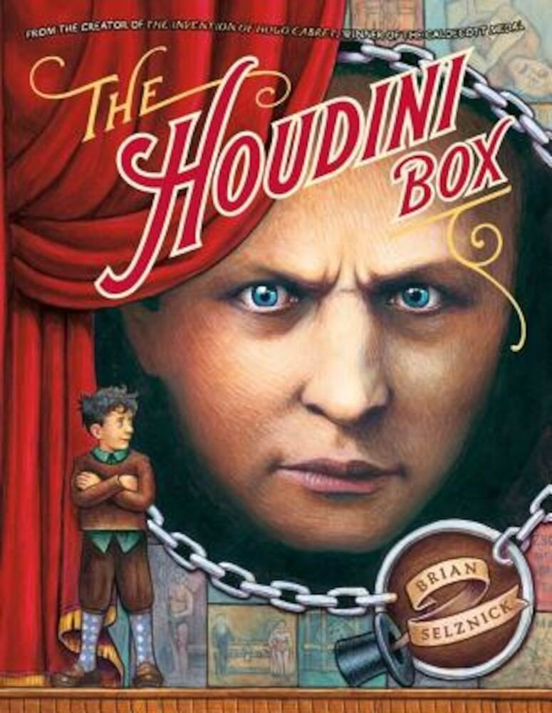 The Houdini Box, Paperback